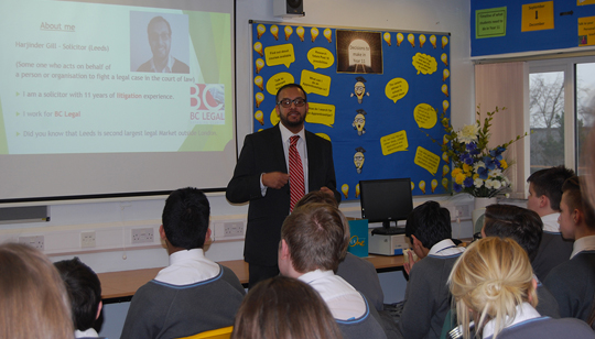 Bc Legal Talk Bruntcliffe Academy